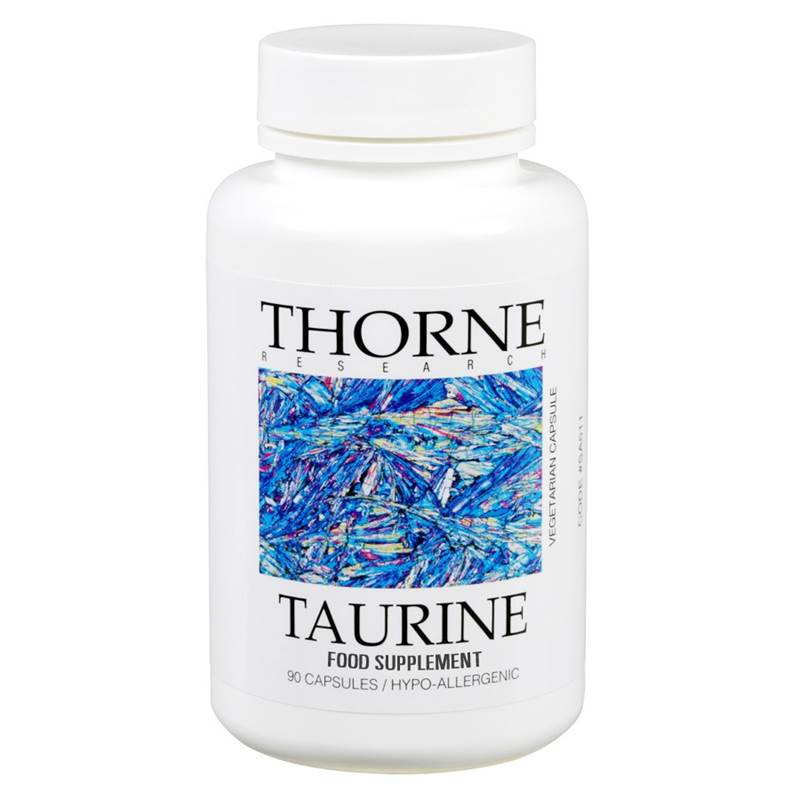 Thorne Research Taurine 500mg