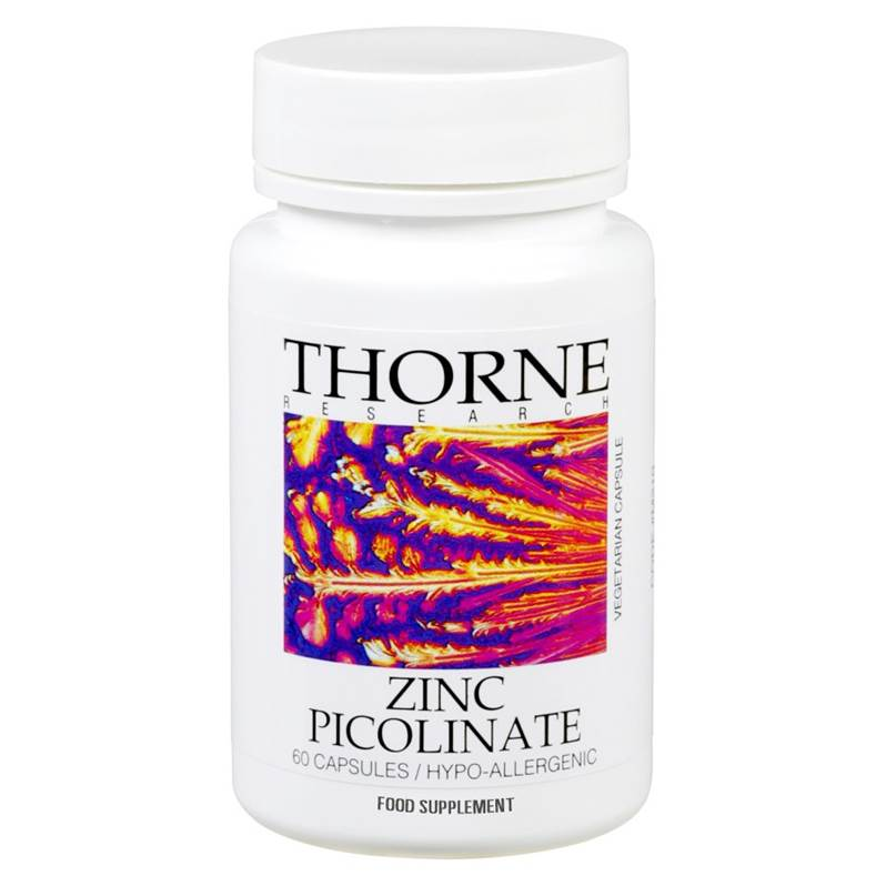 Thorne Research Zinc Picolinate 15mg