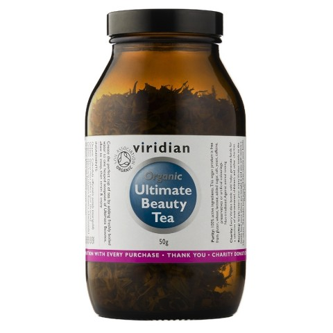 Viridian Ultimate Beauty Tea 50g