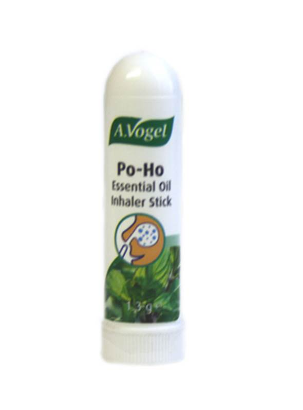 A.Vogel Po-Ho Oil & Inhaler Sticks