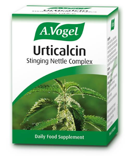 A.Vogel Urticalcin - strong healthy nails.