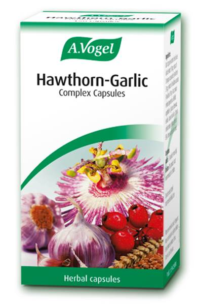 A.Vogel Hawthorn-Garlic Complex - Health Supplements -