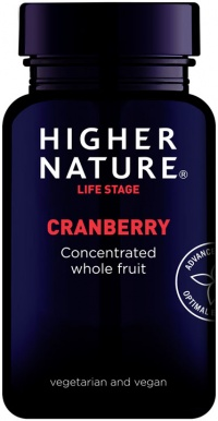 Higher Nature Cranberry (Super Strength) (90)