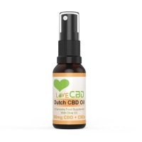 Love CBD Dutch Oil (20ml)