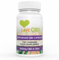 Love CBD Entourage capsules (60)