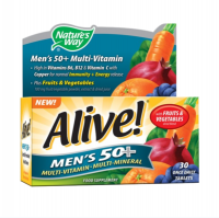 Nature's Way Alive! Men's 50+ OAD 30 Tablets