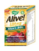 Nature's Way Alive! Ultra Men's 50+