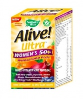 Nature's Way Alive! Ultra Women's 50+ Multivitamin