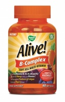 Nature's Way Alive! B-Complex Soft Jells 60s