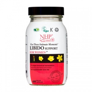Natural Health Practice Libido Support For Women Capsules (60)