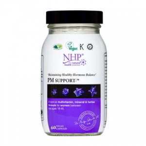 Natural Health Practice PM Support Capsules (60)
