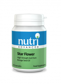 Nutri Advanced Star Flower Caps - 90