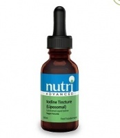 Nutri Advanced Iodine Tincture (Liposomal) 60ml