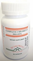 Nutri-West Complete Child DHA/EPA (60)