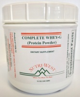 Nutri-West Complete Whey-G (340gm)