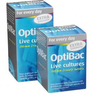 Optibac Probiotic for Every Day Extra Strength Capsules