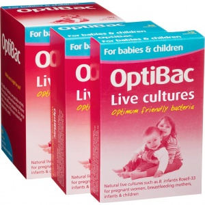 Optibac Probiotics for Babies & Children - Sachets