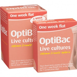 Optibac Probiotics One Week Flat Sachets