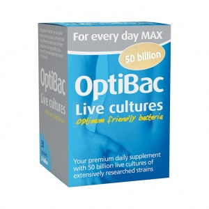 Optibac Probiotic For every day MAX probiotic (30)