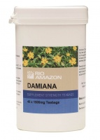 Rio Amazon Damiana teabags