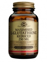 Solgar Maximised L-Glutathione 250mg - high potency - 60