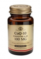 Solgar Co-Q10 100mg softgels