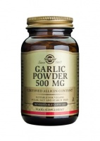 Solgar Garlic Powder 500mg - 90