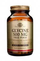 Solgar Glycine 500 mg Vegetable Capsules