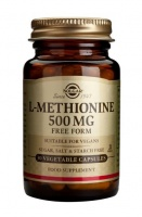 Solgar L-Methionine 500mg - 30