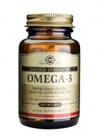 Solgar Omega-3 Double Strength Softgels