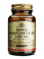 Solgar Super Starflower Oil Softgels