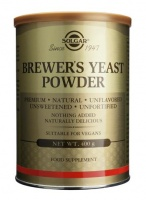 Solgar Brewers Yeast Powder - 14oz