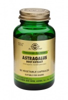 Solgar Astragalus Root Extract Vegetable Capsules (60)
