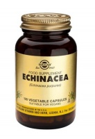 Solgar Echinacea 520mg Vegetable Capsules - 100
