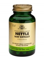 Solgar Nettle Leaf Extract Vegetable Capsules (60)