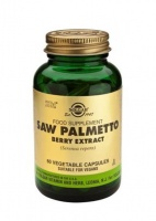 Solgar Saw Palmetto Berry Standardised Full Potency Herb
