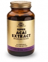 Solgar Super Acai Extract Softgels (50)