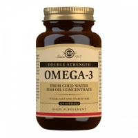 Solgar Omega-3 Double Strength Softgels (120)