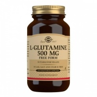 Solgar L-Glutamine 500mg Free-form vegicaps (250)