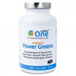 One Nutrition Power Greens Capsules