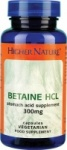 Higher Nature Betaine HCL Size 90