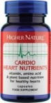 Higher Nature Cardio Heart Nutrients