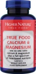 Higher Nature True Food Calcium & Magnesium