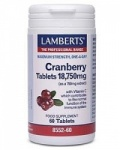 Lamberts Cranberry Tablets 18,750mg (60)