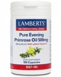 Lamberts Evening Primrose Oil 500mg (180)