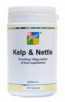 Nutrigold Kelp & Nettle (150mcg of Iodine) - 120 caps