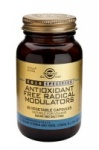 Solgar Antioxidants Free Radical Modulators - 60