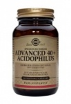 Solgar Advanced 40 + Acidophilus - vegcaps