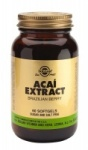 Solgar Acai Extract Softgels - 60