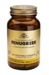 Solgar Fenugreek Vegetable Capsules (100)